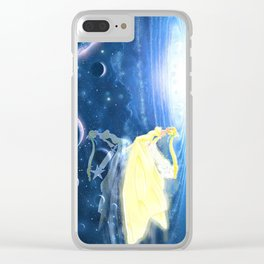 The Chronicles of Andromeda: The Star Guardian Andromeda Clear iPhone Case