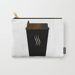 Paper Coffee Cup Carry-All Pouch