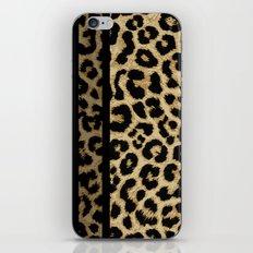 CLASSIC LEOPARD SKIN iPhone & iPod Skin