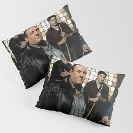 The Sopranos Pillow Sham