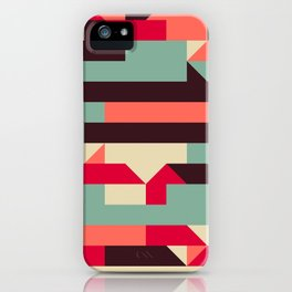 Candy Tracks iPhone Case