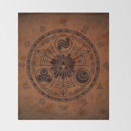 The Legend Of Zelda Throw Blanket