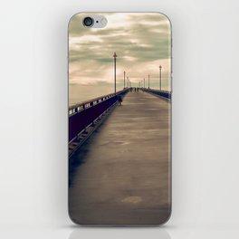 Christchurch Pier iPhone Skin