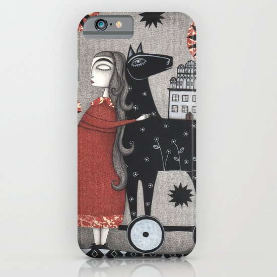 Where to? iPhone & iPod Case