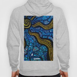 Stained Glass Sunshine Hoody