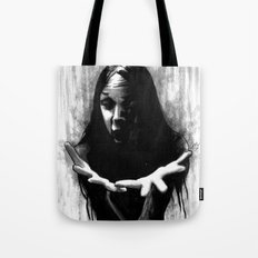 The Raven Was Called Sin Tote Bag