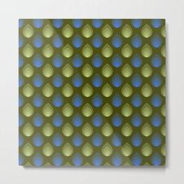 Pattern #36 Metal Print