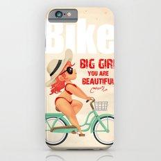 bike girl Slim Case iPhone 6s