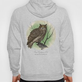 Great Cyclopean Owl Hoody
