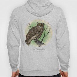 Great Cyclopean Owl Hoody