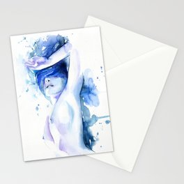 Read my mind Stationery Cards