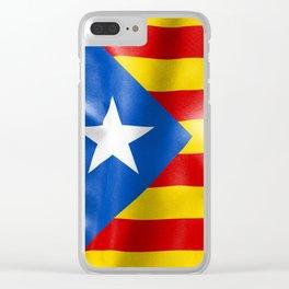 Estelada Flag Clear iPhone Case