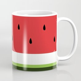 Fresh Water Melon Coffee Mug