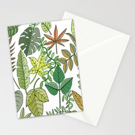 Leaf seasons Stationery Cards