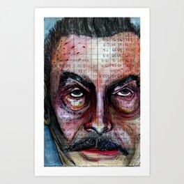 Brosef Art Print