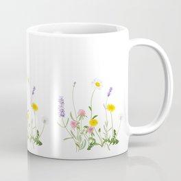 Field of Clovers Coffee Mug