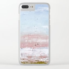 Nameless Places Edit Invert Clear iPhone Case