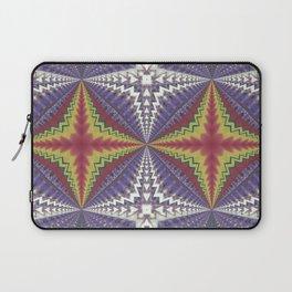 Wart Mandala Laptop Sleeve