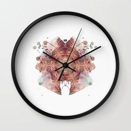 Inkdala XVIII - Ink Blot Wall Clock