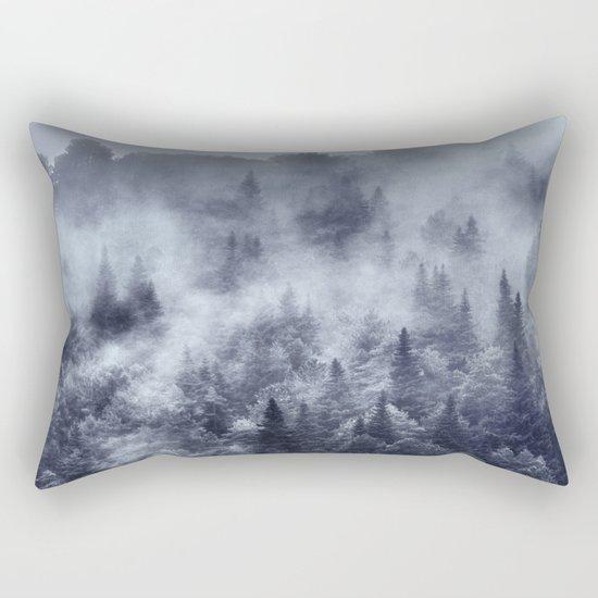 Simbiosis IV Rectangular Pillow