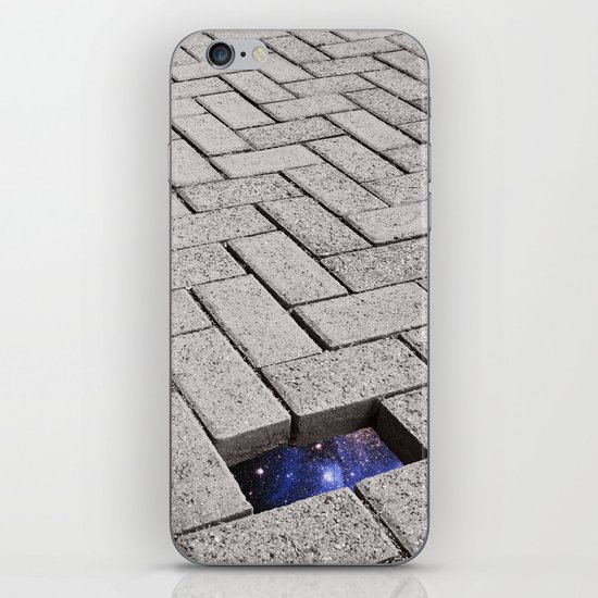 Holes in the Fabric iPhone & iPod Skin