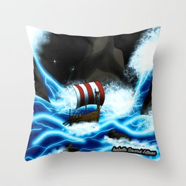 Viking Throw Pillow