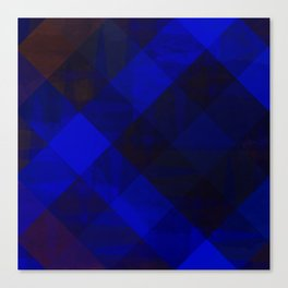 Absract №8. Squares Canvas Print