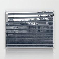 Black & White Background Laptop & iPad Skin