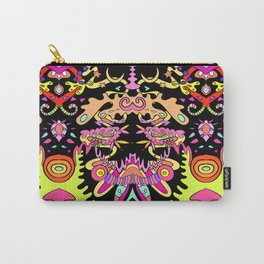 Mushroom Land Carry-All Pouch