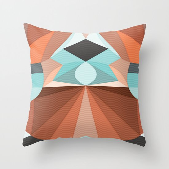 Itch Please Throw Pillow
