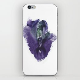 Allie's Vulva Print No.3 iPhone Skin