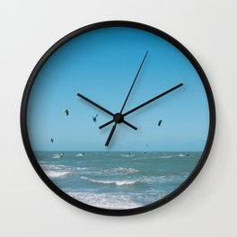 Kitesurf Wall Clock