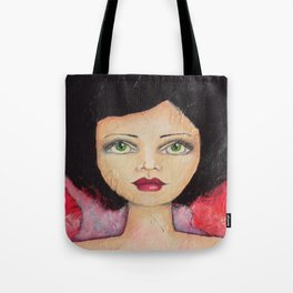 Bella SASS Girl - Cyndi - SASS = STRONG and SUPER SMART Tote Bag
