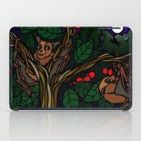 bats iPad Cases featuring Bats by Mel McIvor