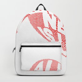 ALL WE NEED IS LOVE Backpack