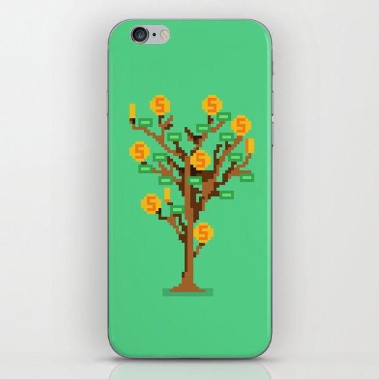Money Trees iPhone & iPod Skin