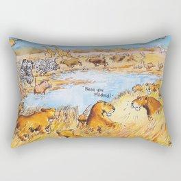 bless you! Rectangular Pillow