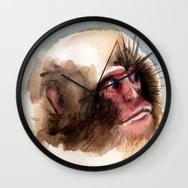 Macaco Wall Clock
