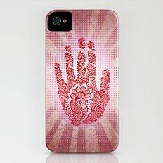Kim's Mehndi  Slim Case iPhone (4, 4s)