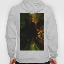 Abstract organic explosion energy structure illustration Hoody