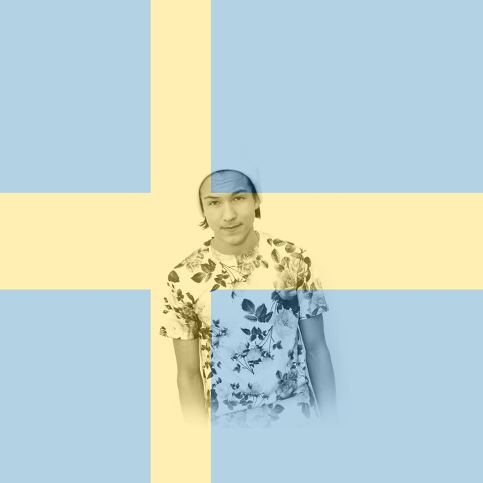 ESC Sweden 2016 Duvet Cover