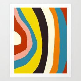 This Kind of Rainbow Art Print