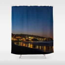 Pre Dawn Laguna Beach Shower Curtain