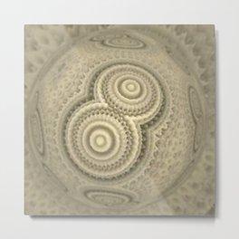 Random 3D No. 1638 Metal Print