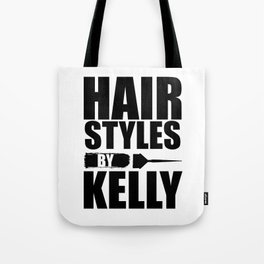 Hairstyles by Kelly Logo Tote Bag