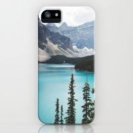 •lake moraine • iPhone Case
