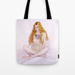 7 Days a Week (Sunday) Tote Bag