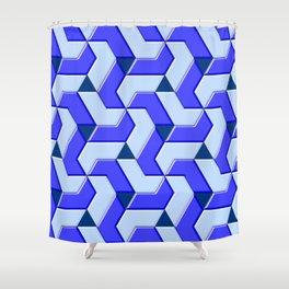 Geometrix XX Shower Curtain
