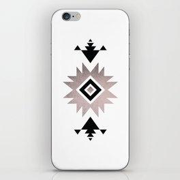 Minimalist Aztec iPhone Skin