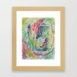 Where Time Stands Still Framed Art Print